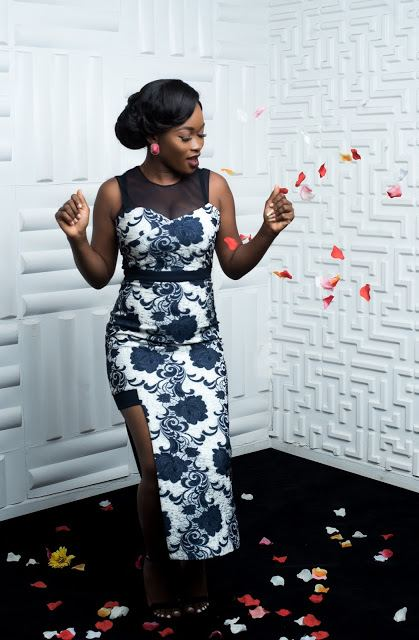 KOKOnista Of The Day: Tomi Ajibade Is An Excellent Combination Of Beauty And Style 1