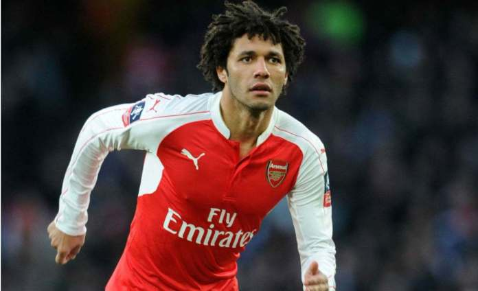 Gunners For Life! Egyptian Youngster, Mohamed Elneny Has Signed A New Deal With Arsenal 1
