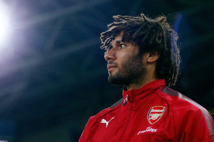Gunners For Life! Egyptian Youngster, Mohamed Elneny Has Signed A New Deal With Arsenal 2