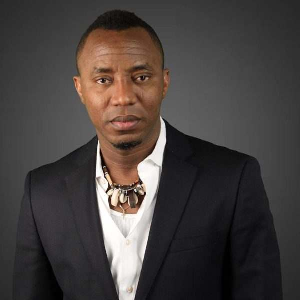 Sowore: Nigeria Will Be Exporting Marijuana When I Become President 1
