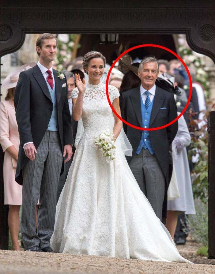 Shameful! Pippa Middleton's Father-In-Law David Matthews Arrested For 'Raping A Child On Caribbean Island' 1