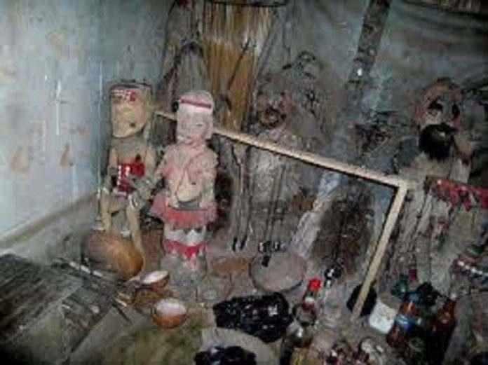 Bursted! Ritualist Den Found In Kwara State 3