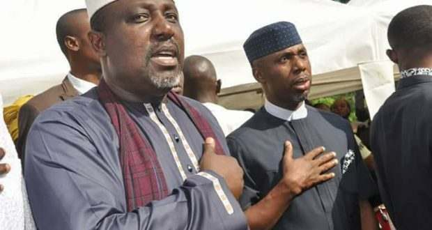 'You're A Useful Idiot, Accursed Slave And Judas Of Igboland' - Femi Fani-Kayode Batters Rochas Okorocha 2