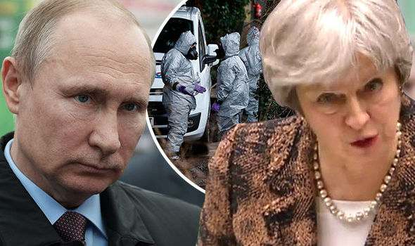 UK Prime Minister, Theresa May, Ban The Entire British Government From Attending The 2018 World Cup In Russia Over Spy Poisoning 2