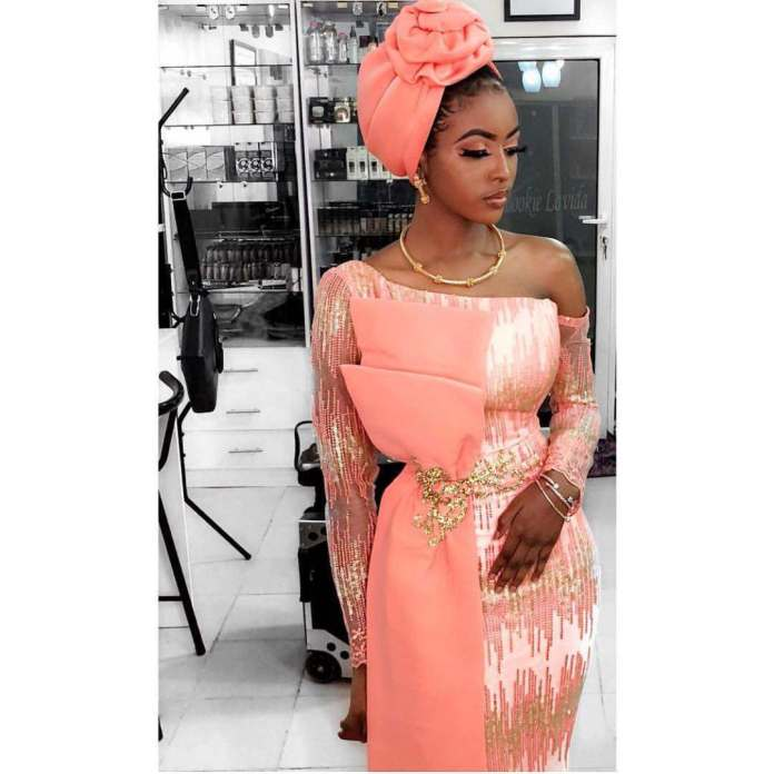 7 Classy And Chic Styles To Get Some Serious Aso Ebi Inspiration From 3