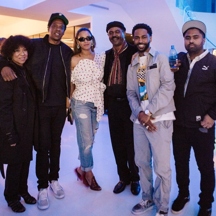 The Insider: Jay-Z, Beyonce And Other Celebrities At Big Sean's 30th Birthday Party 7