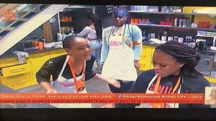 #DoubleWahala: Cee-C And Nina Are Fighting Again For This Simple Reason 1