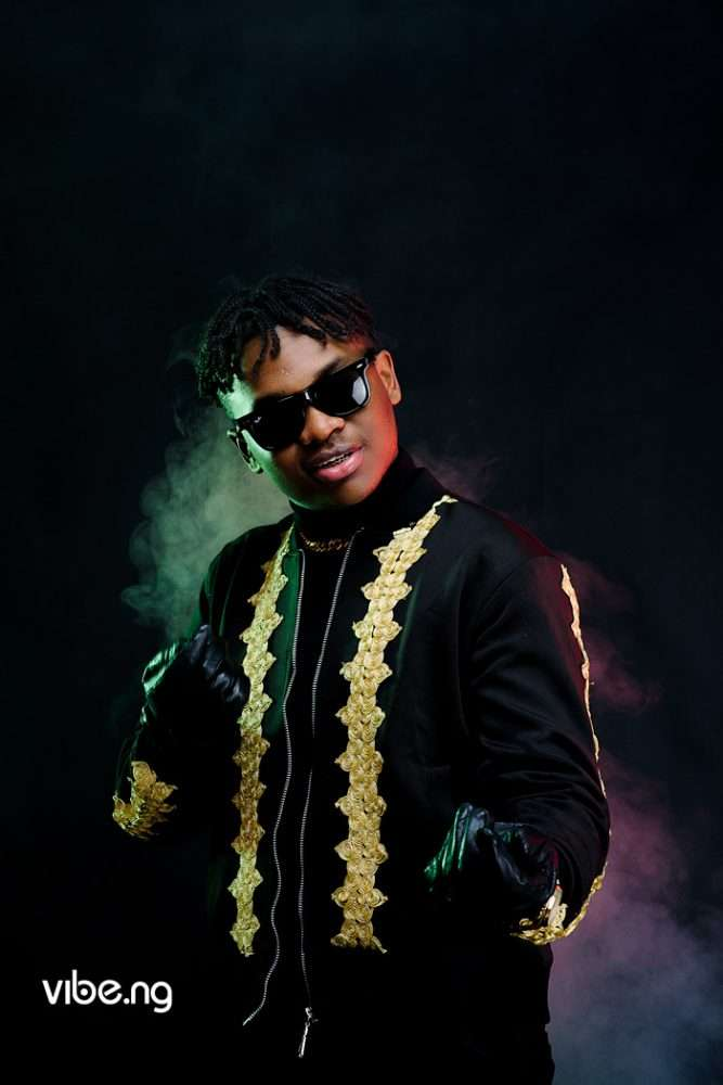 """""""I Almost Got Kidnapped"""" - Dice Ailes Reveals As He Covers Vibe.NG Magazine's Latest Issue 4"""