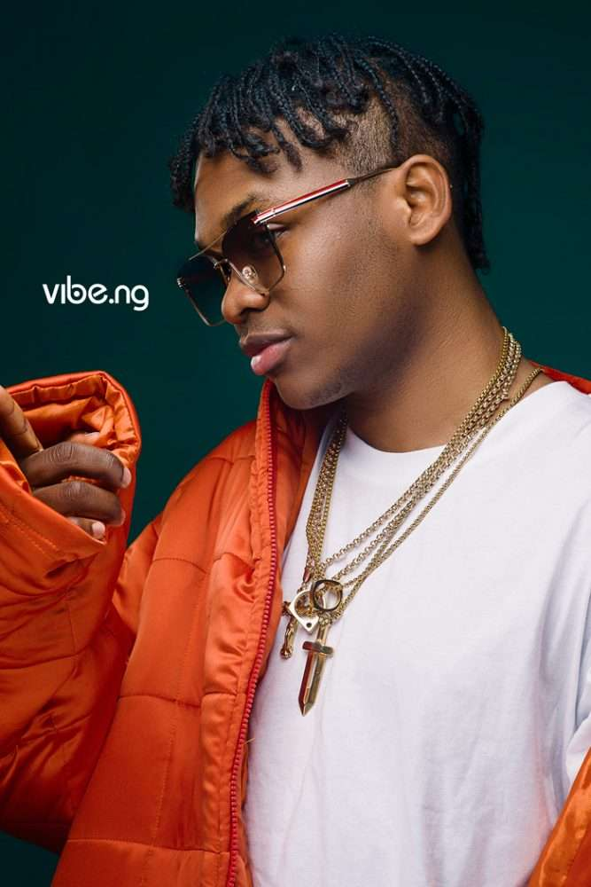 """""""I Almost Got Kidnapped"""" - Dice Ailes Reveals As He Covers Vibe.NG Magazine's Latest Issue 3"""