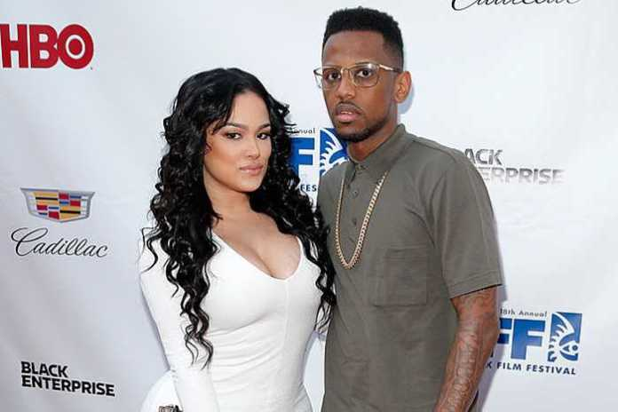 Domestic Violence: Rapper Fabolous Arrested For Allegedly Hitting His Girlfriend 1