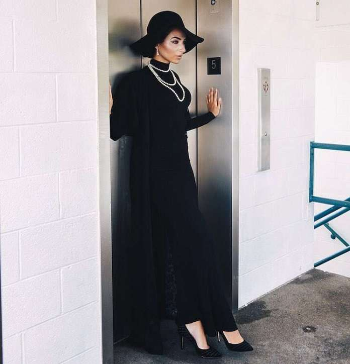 Muslimah Style: Nadya Hadidi Is The Hijabi Queen Of Street Style 5