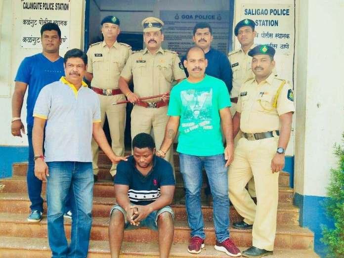 Nigerian Man, 31, Arrested For Drug Trafficking In India 3