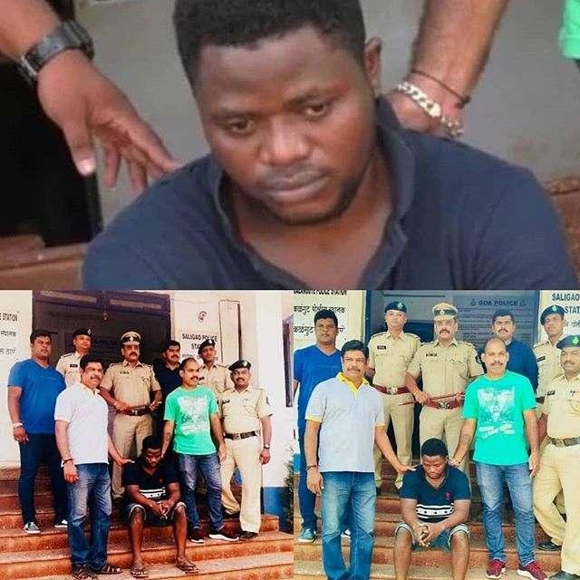 Nigerian Man, 31, Arrested For Drug Trafficking In India 1
