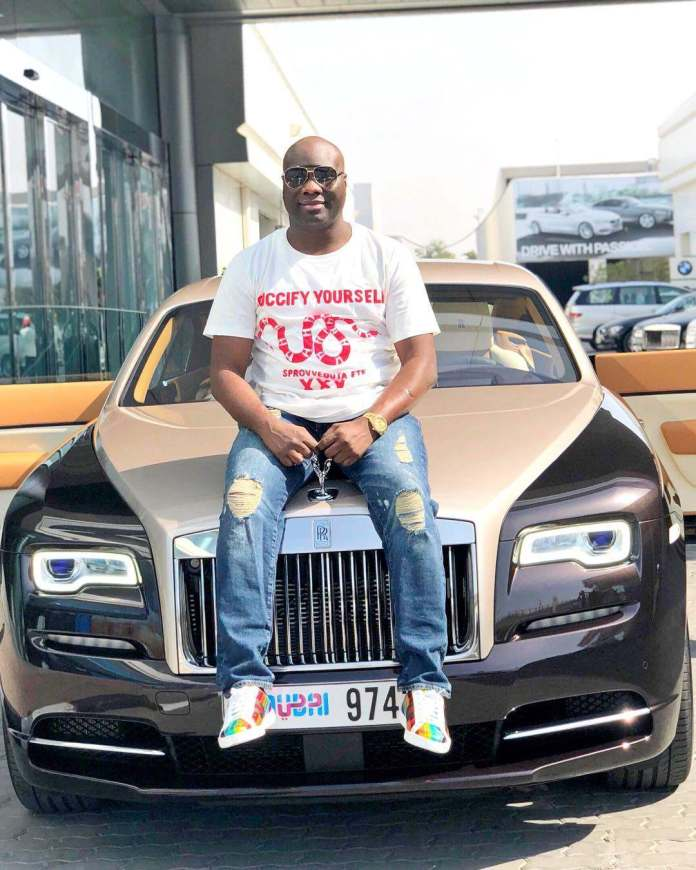 EFCC Parades Mompha And His 5 Watches Worth ₦20million 2
