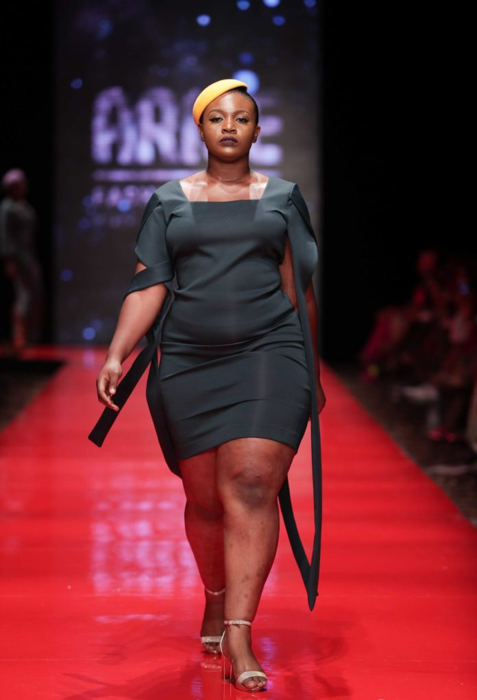 ARISE Fashion Week 2018 Day 1: About That Curvy Life Collective (FIA) 2