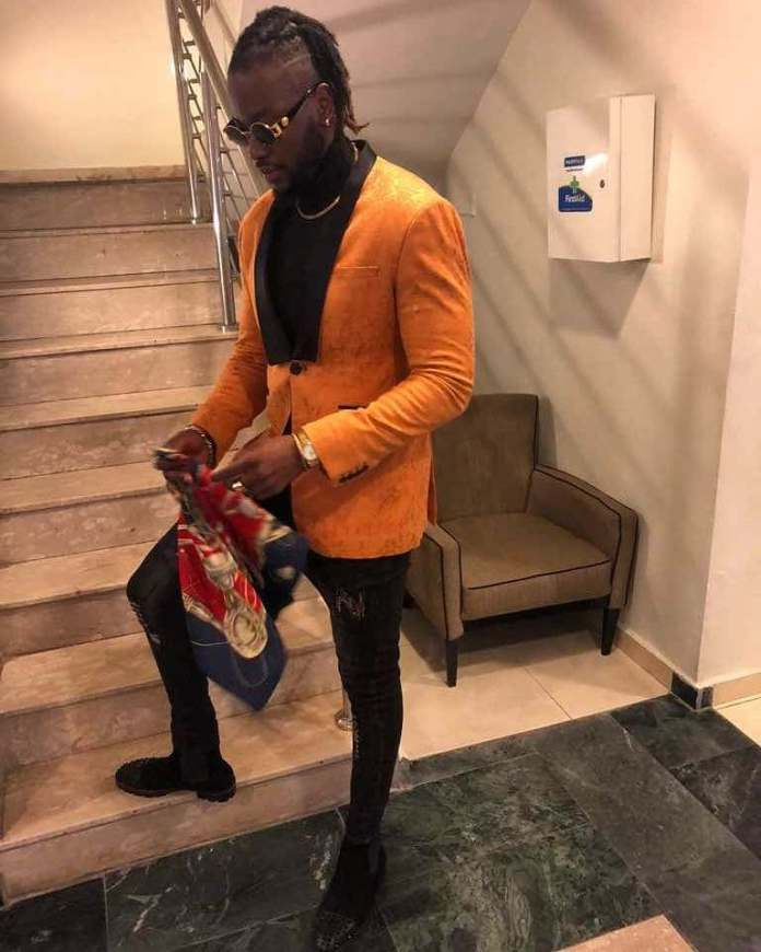 #BBNaija: BamBam And Teddy A Step Out In Style 2