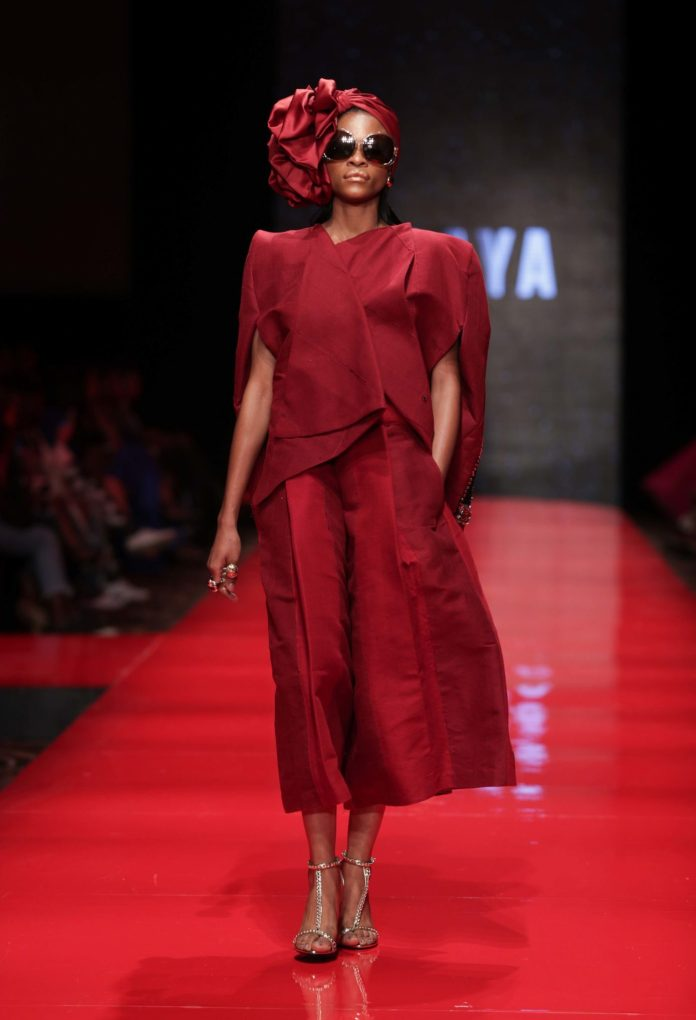 ARISE Fashion Week: Checkout Stunning Photos From The Runway - Day 1 1