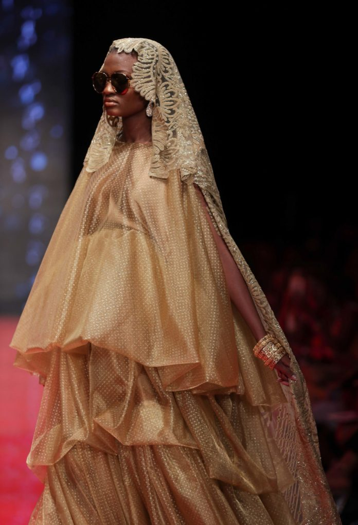 ARISE Fashion Week: Checkout Stunning Photos From The Runway - Day 1 12