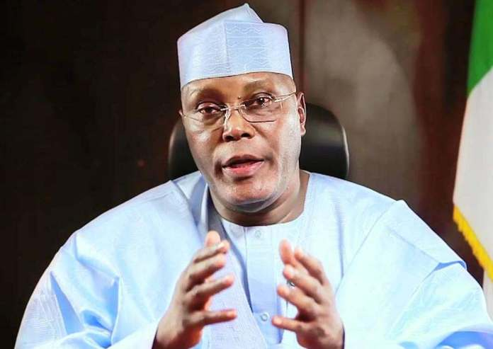 Happy! Atiku Joyous After Polls Shows He Will Defeat Buhari In 2019 Presidential Election 3