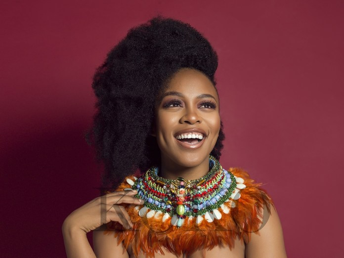 Big Congratulations! KOKO's 2017 'Woman of the Year' The Nubian Princess, Nomzamo Mbata Graduates With Honours From University of Cape Town Today!!! 2