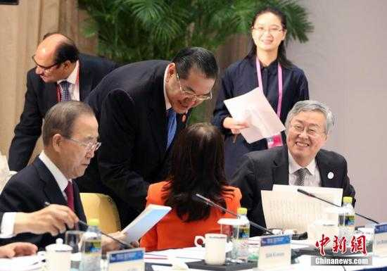 Former United Nations Secretary-General, Ban Ki Moon, Is Now The Chairman Of The Boao Forum For Asia 3