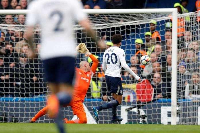 Chelsea 1 Tottenham 3: Christian Eriksen Spectacular And Dele Alli Double EndsSpur's28-year Wait For VictoryAt Stamford Bridge 5