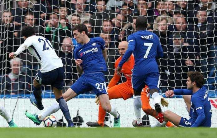Chelsea 1 Tottenham 3: Christian Eriksen Spectacular And Dele Alli Double EndsSpur's28-year Wait For VictoryAt Stamford Bridge 4