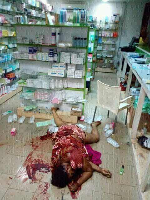 Teenager Kills Pharmacist On Night Shift In Gabon 3