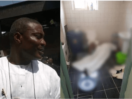Shocking! Former House Of Reps Member, Chiedoziem Ogunewe Was Found Dead In His House Last Night 1