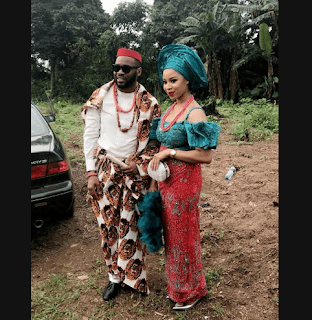 The Insider: Checkout Adorable Photos From Ex-Beauty Queen, Samantha Ubani's Traditional Wedding In Abia 1
