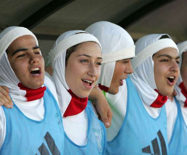 Shocking! Eight Members Of Iran's National Female Football Team Are Men 3