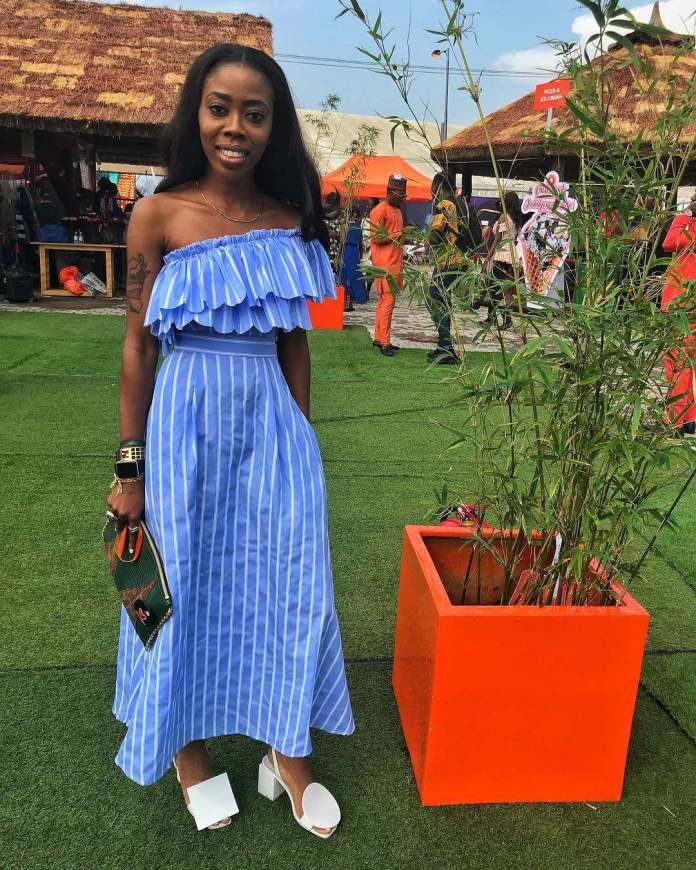 KOKOnista Of The Day: Aderionola's Style Is A Dose To Your Style 1