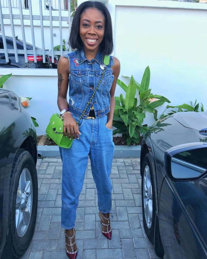 KOKOnista Of The Day: Aderionola's Style Is A Dose To Your Style 4