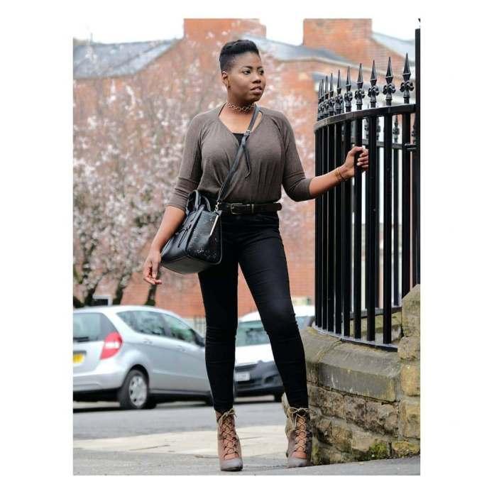 KOKOnista Of The Day: Christianah Adedigba Creates A Vivid And Bold Fashion Statement 2