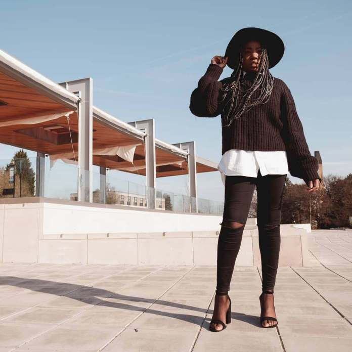 KOKOnista Of The Day: Christianah Adedigba Creates A Vivid And Bold Fashion Statement 5