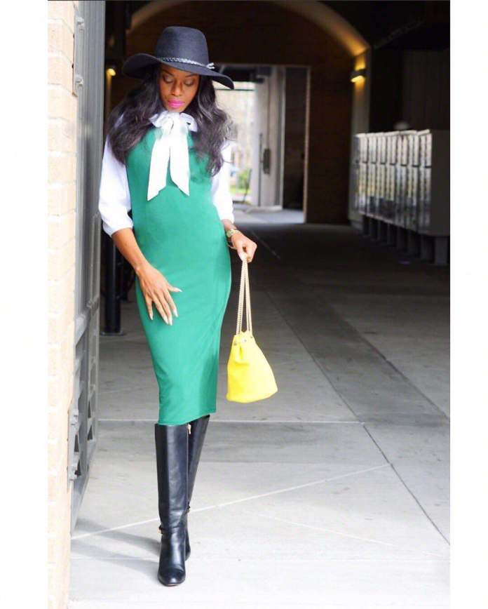 KOKOnista Of The Day: Nini Udochu Looks Amazingly Gorgeous In Every Outfit She Rocks 3