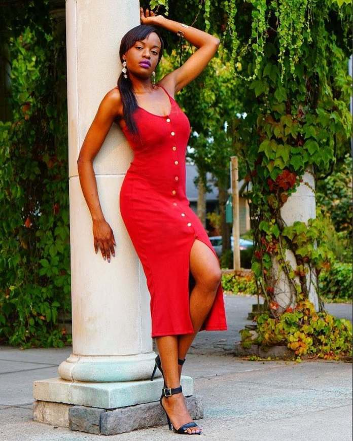 KOKOnista Of The Day: Nini Udochu Looks Amazingly Gorgeous In Every Outfit She Rocks 4