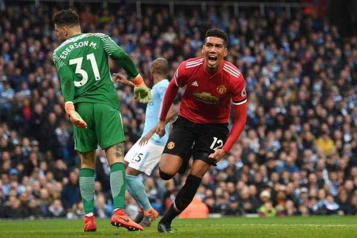 Manchester City 2 Manchester United 3: Paul Pogba's Brace And Chris Smalling Strike Seal Incredible Comeback For The Red Devils At The Etihad 9