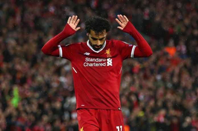 Winning The Premier League Is Always On My Mind - Mo Salah 2