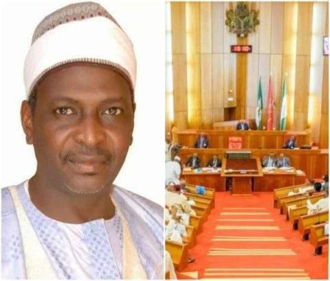 Breaking: Senator Mustapha Bukar, The Lawmaker Representing Buhari's Hometown Is Dead 3