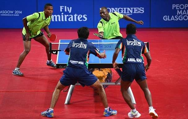 Commonwealth Games: Nigeria Breeze Past Australia To Advance Into The Table Tennis Semifinals 1