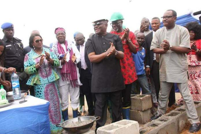 Governor Wike Commissions International Tanker Park In Rivers State 3