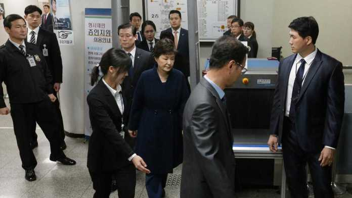 Breaking: Former South Korean President, Park Geun-Hye, Has Been Sentenced To 24-Years In Jail 1