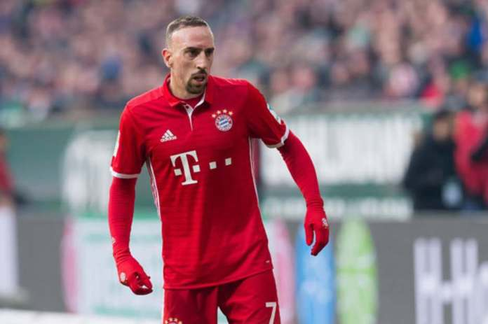 Franck Ribery Set To Leave Bayern Munich After A Successful 12-year Spell 3