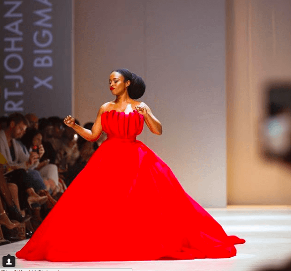 This Video Of Nomzamo Dancing Is All Everything You Need To Start Your Day 1