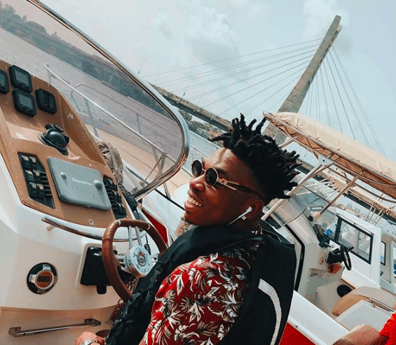 I Know So Many Girls Who Think We Are Dating - Mayorkun 1