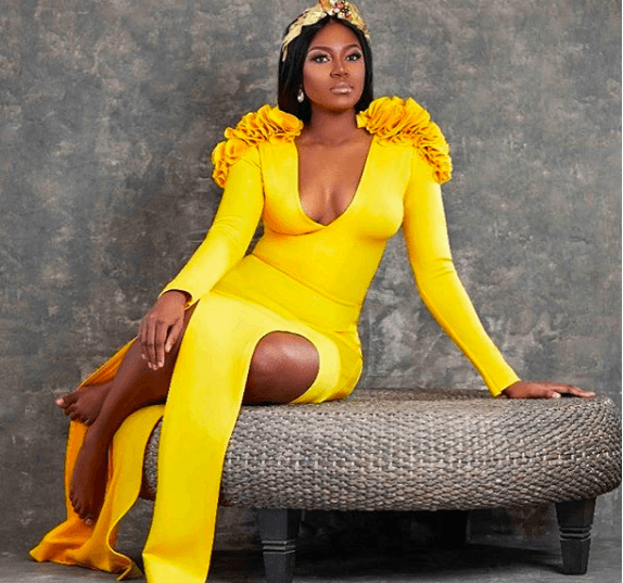 Ghanaian Companies Are Stingy- Yvonne Nelson 2