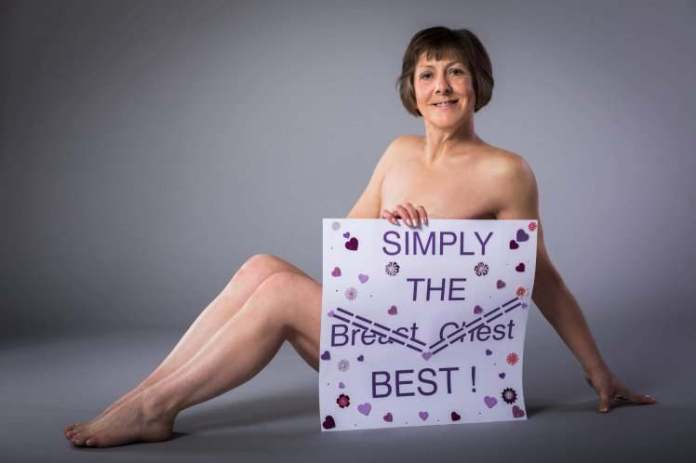 You're Beautiful Even Without Breasts! Woman Who Had Both Breasts Removed Because Of Cancer Share Empowering Nude Shoot 4