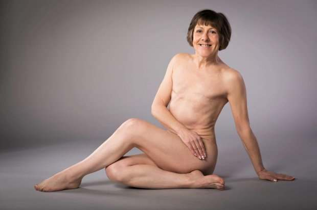 You're Beautiful Even Without Breasts! Woman Who Had Both Breasts Removed Because Of Cancer Share Empowering Nude Shoot 2