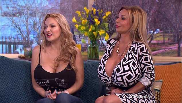 "Whooper! Meet Dolly, The Woman With A Massive 7344CC Breasts...Admits ""I Love Big Breasts"" 3"